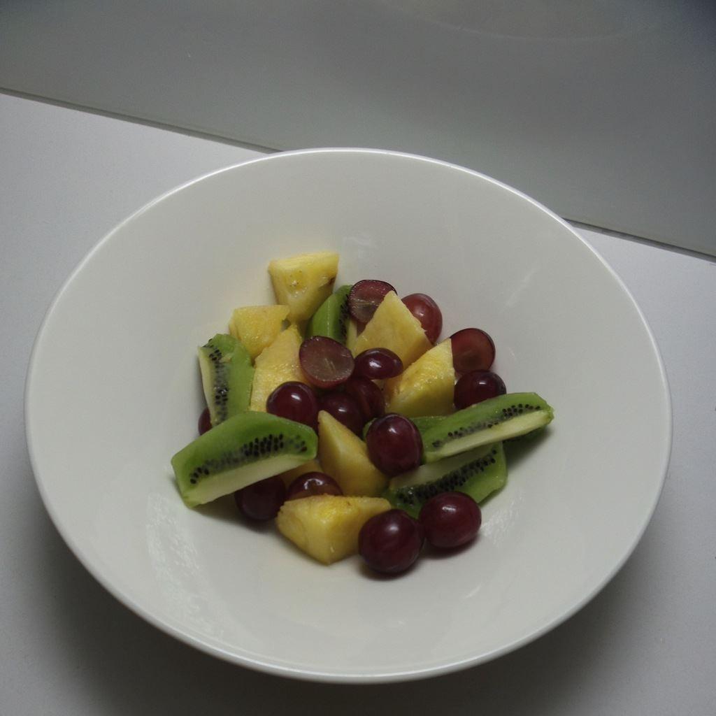 hedelmäsalaattia