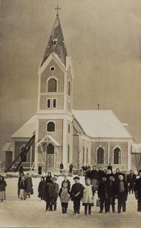 kuvia_Kirkko_kirkko 1907